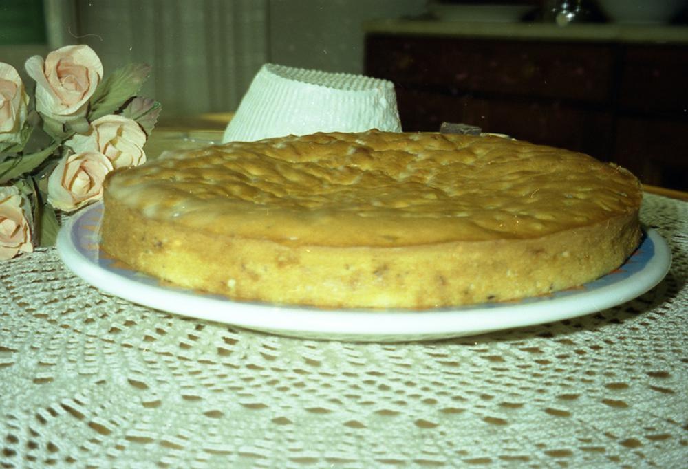 La torta di ricotta di zia Giacinta