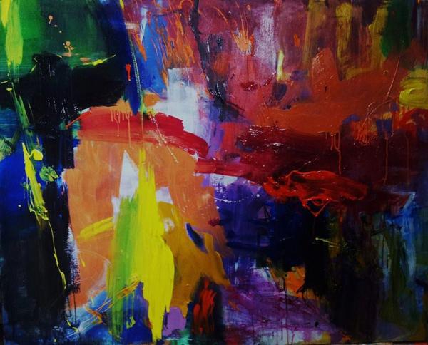 acrylique s toile 114x146 212 bis