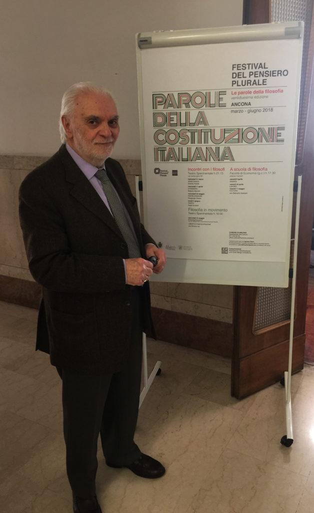 professor Giancarlo Galeazzi