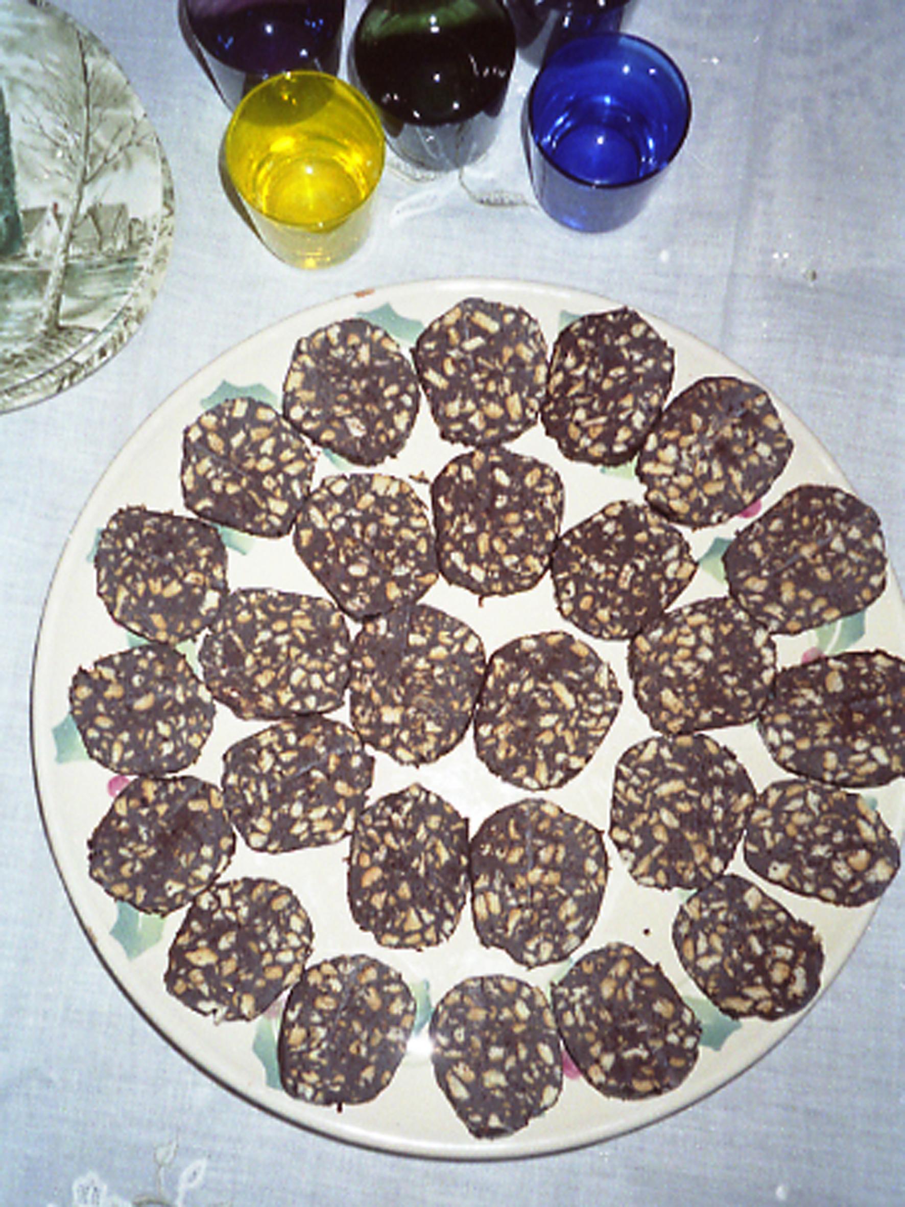 Il salame di cioccolato di Leririd