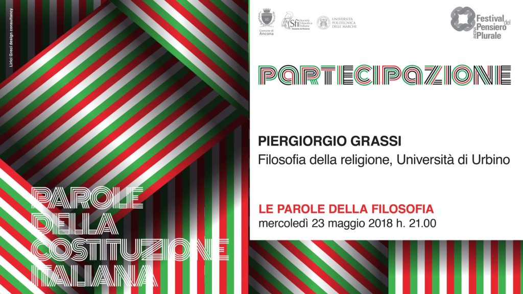Piergiorgio Grassi - Partecipazione