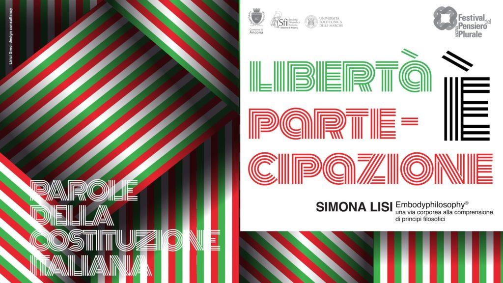 Simona Lisi - Libertà è  Partecipazione