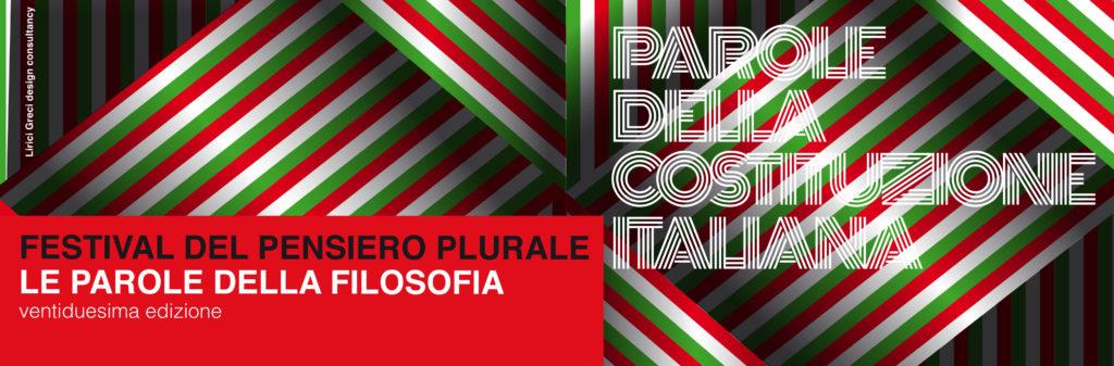 festival del pensiero plurale - XXII edizione